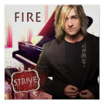 STRIVE::FIRE Poster