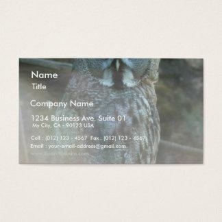 Strix Nebulosa Lapponi Business Card