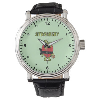 Strobbery Wrist Watch