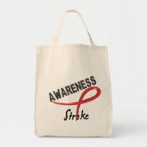 Stroke Awareness 3 Tote Bag