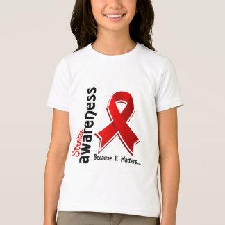 Stroke Awareness 5 T-Shirt