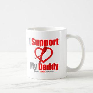 Stroke Awareness I Support My Daddy Mug
