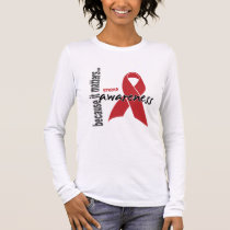Stroke Awareness Long Sleeve T-Shirt