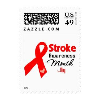 Stroke Awareness Month Stamp