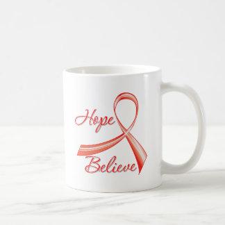 Stroke Disease - Hope Believe Mug