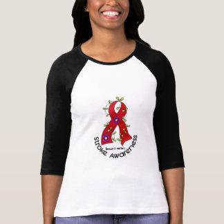 Stroke FLOWER RIBBON 1 T-Shirt