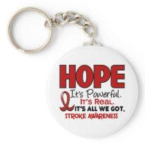 Stroke HOPE 1 Keychain