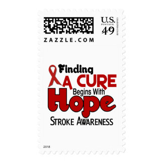 Stroke HOPE 5 Postage