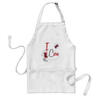 Stroke I Care BUTTERFLY SERIES 2 Adult Apron