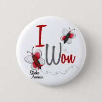 Stroke I Won BUTTERFLY SERIES 2 Button