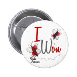 Stroke I Won BUTTERFLY SERIES 2 Buttons