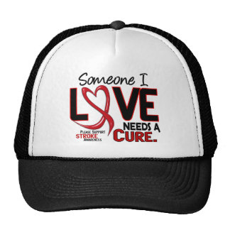 Stroke NEEDS A CURE 2 Trucker Hat