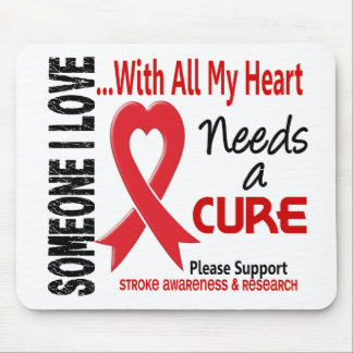 Stroke Needs A Cure 3 Mouse Mat