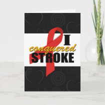 Stroke Survivor Thank You Card