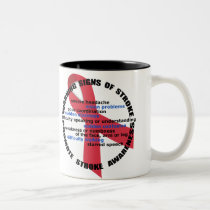 Stroke Warning Signs & Symptoms Mug