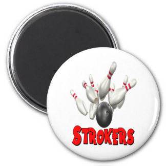 Strokers Bowling Magnets