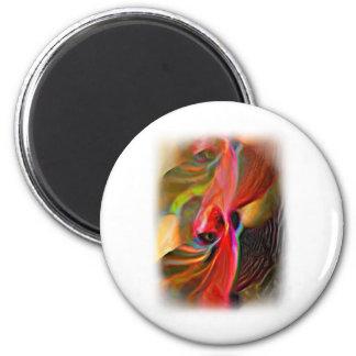Strokes 017 2 inch round magnet