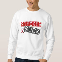 Strokes Suck Sweatshirt