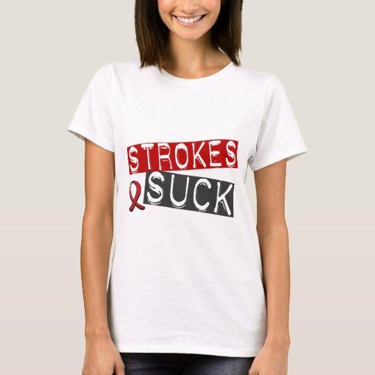 Strokes Suck T-Shirt