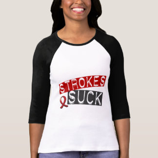 Strokes Suck T Shirt
