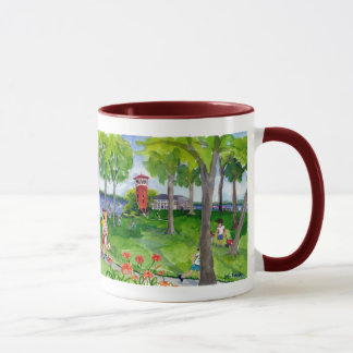 Stroll by the Bell Tower Mug