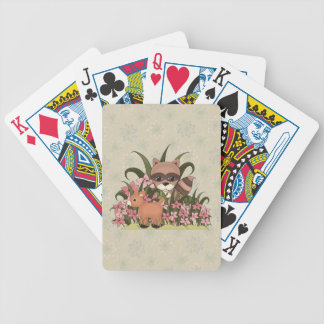Stroll in the park poker cards