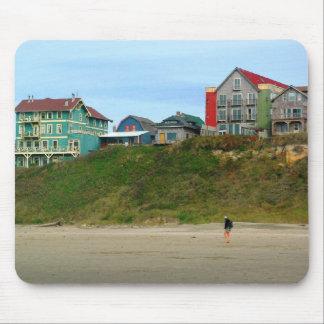 Stroll on the Beach Mousepad