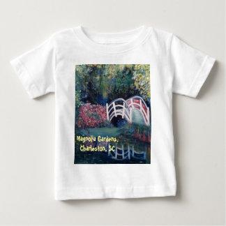 Stroll through Garden Baby Tee