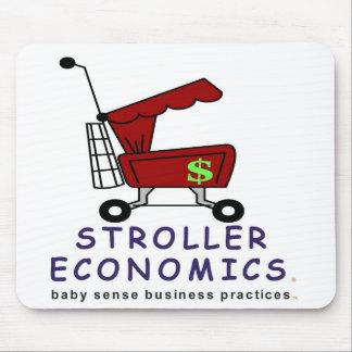 STROLLER ECONOMICS Mousepad