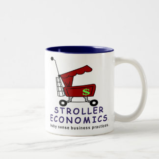 STROLLER ECONOMICS Mug
