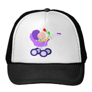 Stroller Trucker Hat