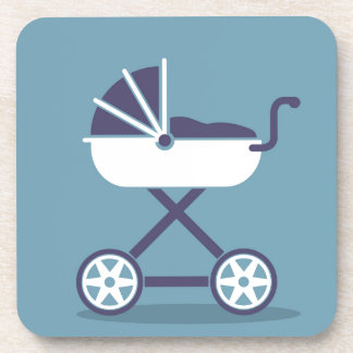 Stroller simplistic coaster