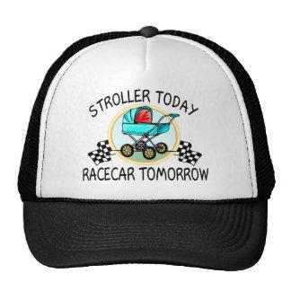Stroller Today, Racecar Tomorrow Trucker Hat