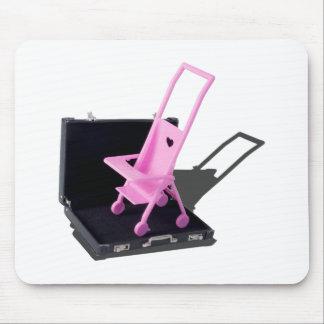 StrollerInBriefcase090615 Mousepad