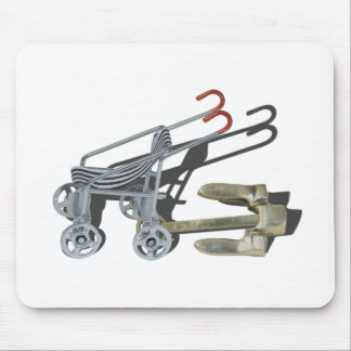 StrollerWithAnchor101115 Mousepads