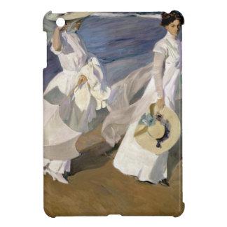 Strolling along the Seashore, 1909 iPad Mini Covers