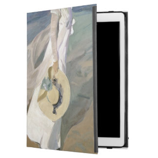 "Strolling along the Seashore, 1909 iPad Pro 12.9"" Case"