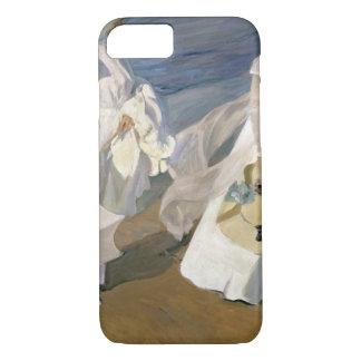 Strolling along the Seashore, 1909 iPhone 8/7 Case