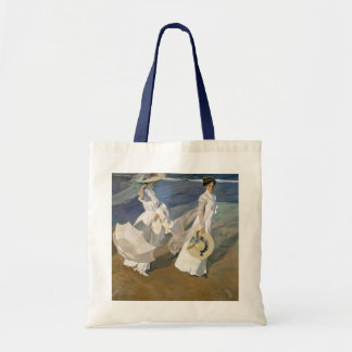 Strolling along the Seashore, 1909 Tote Bag