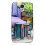 Strolling Down Thames Street Newport RI Samsung Galaxy S4 Cover