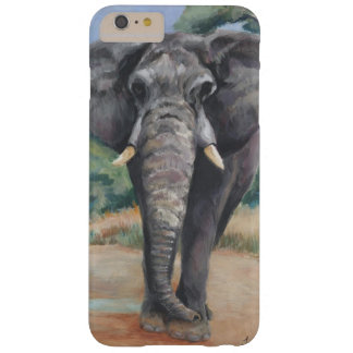 Strolling elephant barely there iPhone 6 plus case