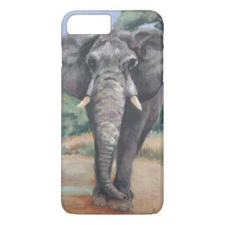 Strolling elephant iPhone 8 plus/7 plus case