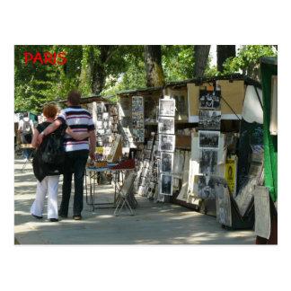 Strolling in Paris Postcards