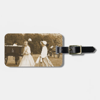 Strolling on the Battlefield Tag For Luggage