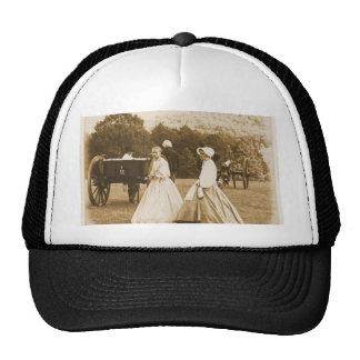 Strolling on the Battlefield Trucker Hat