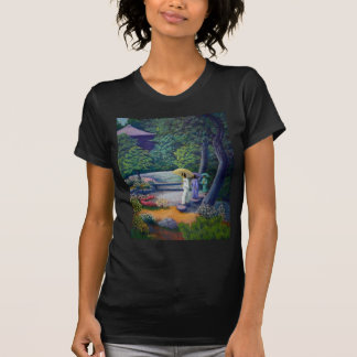 Strolling Paradise T-shirts