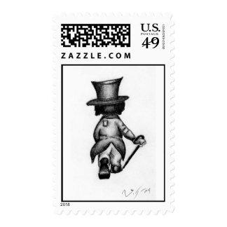 Strolling Stamp