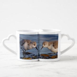 Strolling Sanderlings Coffee Mug Set