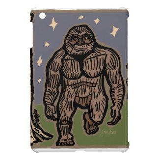 Strolling Sasquatch iPad Mini Cover