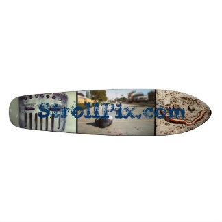 StrollPix skateboard